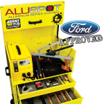 Newest Technology in Aluminum Repair - ALUSPOT Aluminum Repair Station