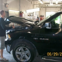 Paintless Dent Repair - Miracle Workers Auto Collision Center