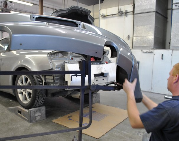Auto Body And Collision Repair Miracle Workers Auto