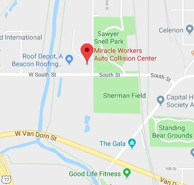 Hours and Directions - Miracle Workers Auto Collision Center on mapquest directions, giving directions, travel directions, driving directions, compass directions, get directions, traffic directions, scale directions,